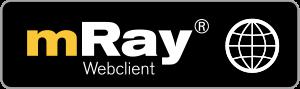 mRay Webclient mbits imaging mRay app