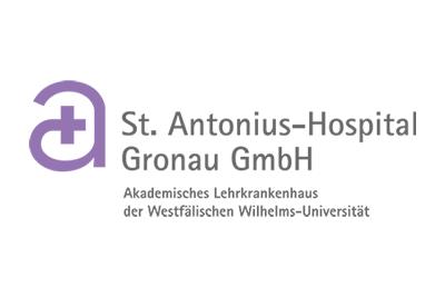 St. Antonius-Hospital Gronau GmbH mRay mbits imaging mbits unsere Kunden vertrauen auf mray