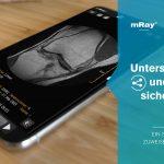 mRay nun auch in Meine Radiologie Franken