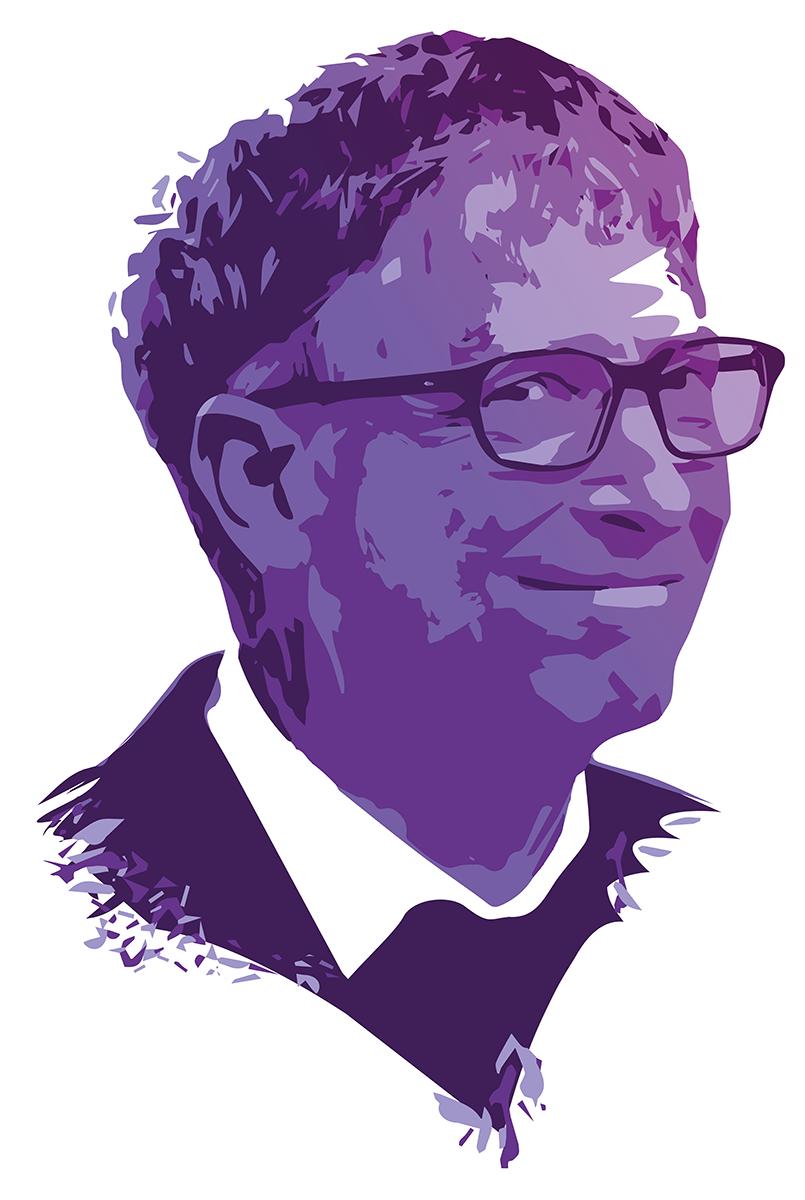Bill Gates mRay