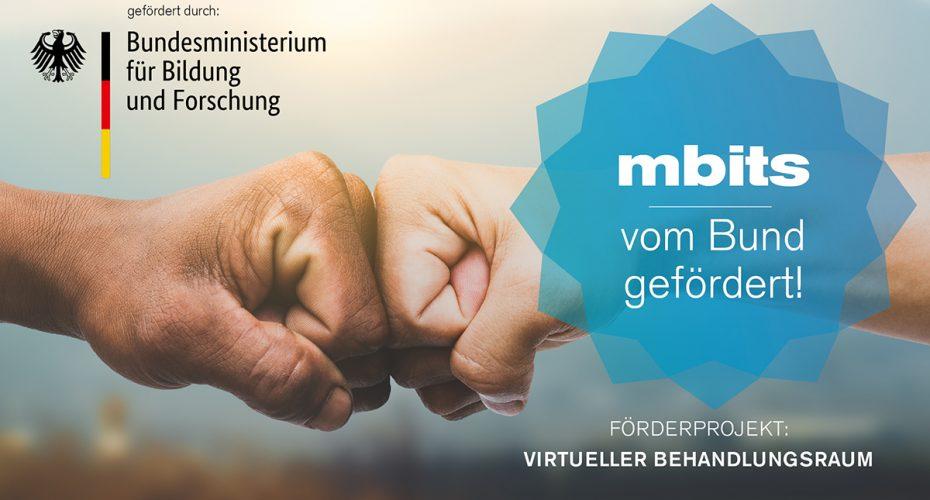 mbits Projekt virtueller Behandlungsraum - Schlaganfall